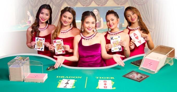 Live casino fra HoGaming
