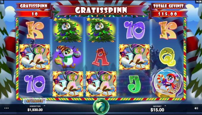 Holly Jolly free spins