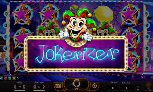 Jokerizer fra Yggdrasil Gaming er morsomt og underholdende