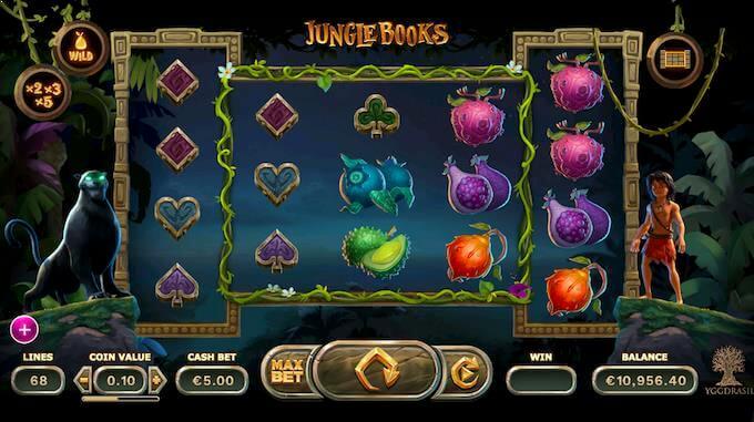 Jungle Books består av flere verdener
