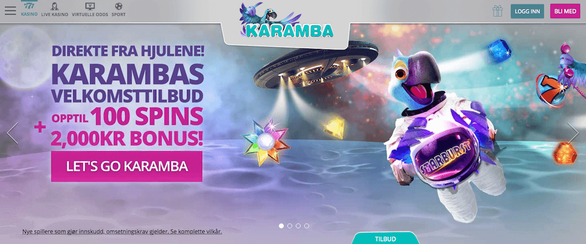 Karamba forside