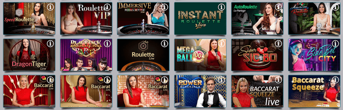 Karamba - Live Casino