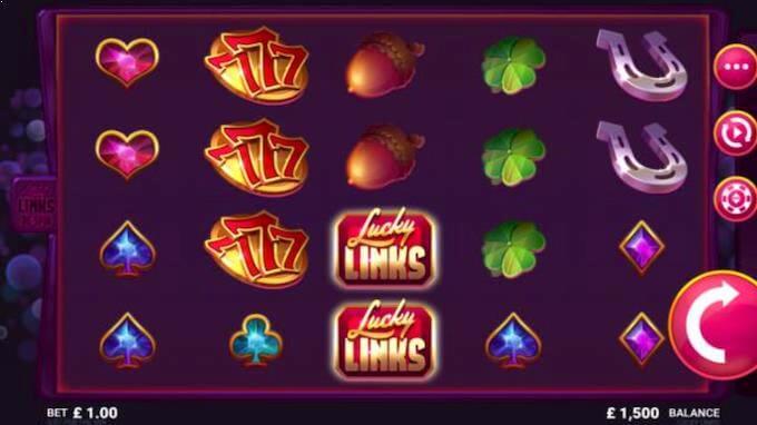 Lucky Links hovedspill