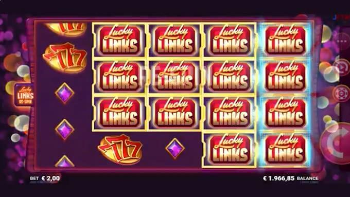Lucky Links symboler