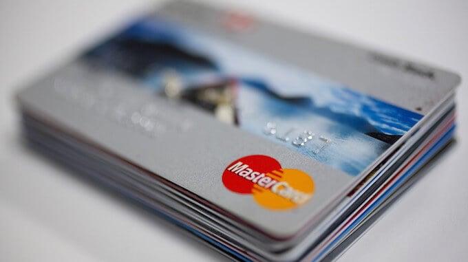 MasterCard kan brukes overalt
