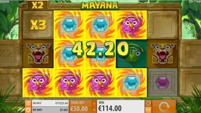 Mayana hovedspill