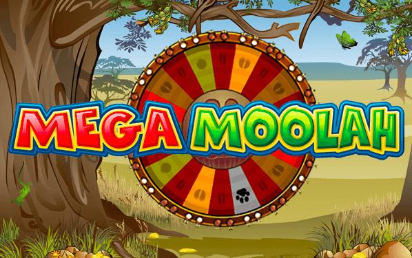 Jackpotspillet Mega Moolah er produsert av Microgaming
