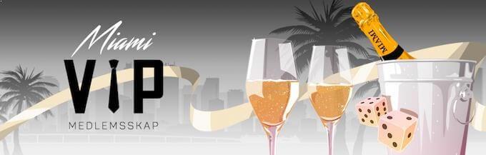 Miami Dice VIP