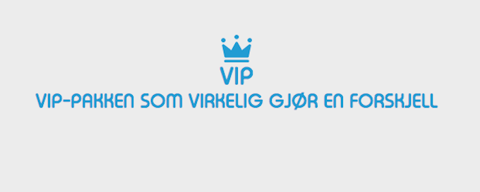 Nordicasino VIP-pakke