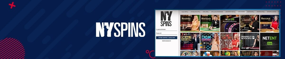 NYspins Live Casino