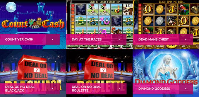 Openbet spilleautomater