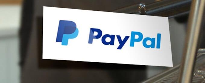 PayPal som betalingsmetode hos et nettcasino