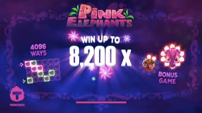 Pink Elephants spillinformasjon