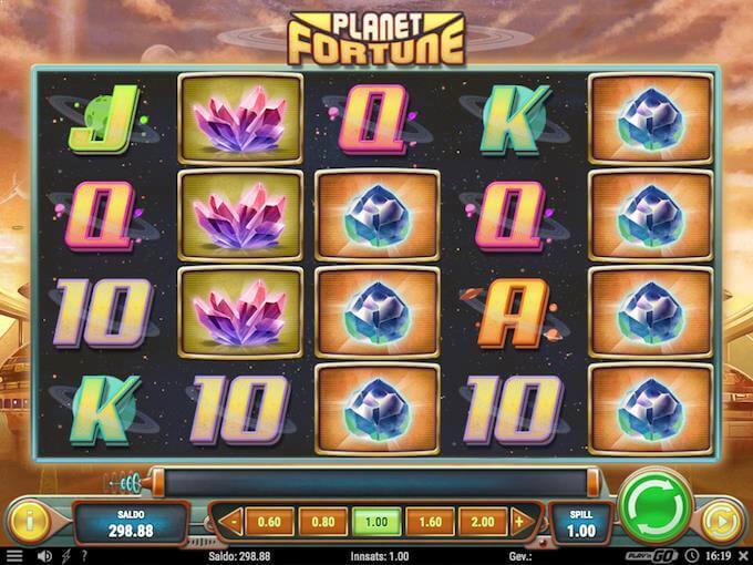 Planet Fortune hovedspill