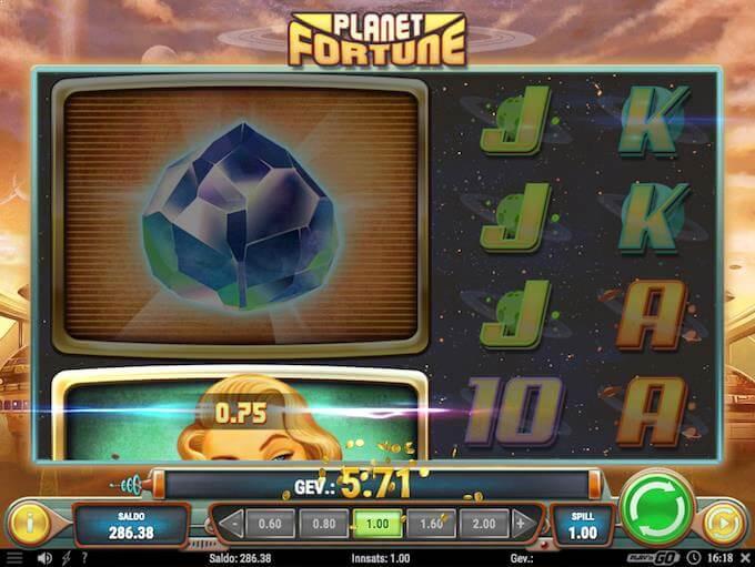 Planet Fortune megasymbol