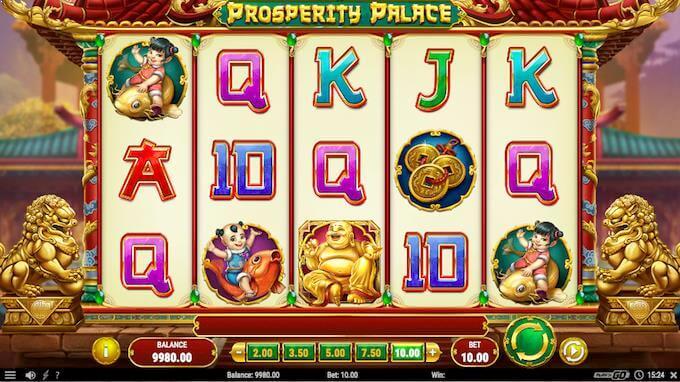 Prosperity Palace hovedspill