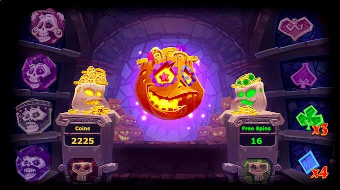 Pumpkin Smash bonusspill