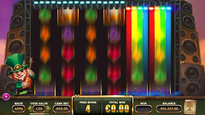 Rainbow Ryan free spins