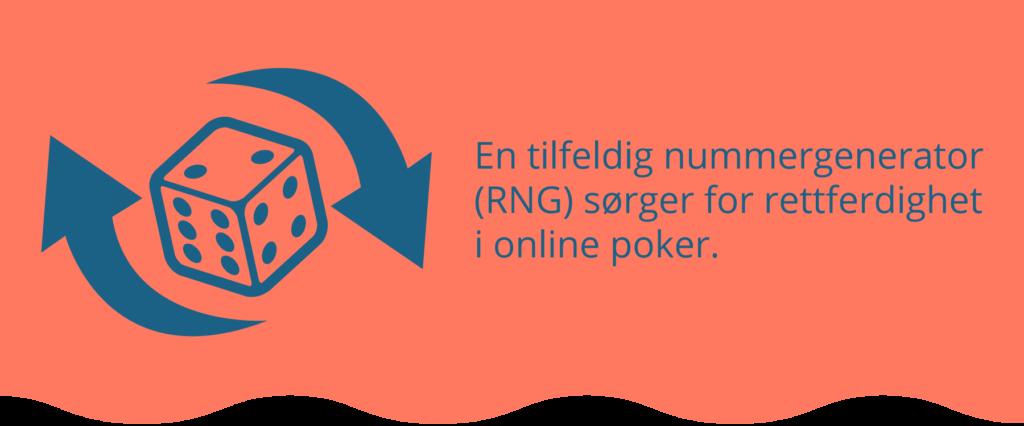 RNG i poker