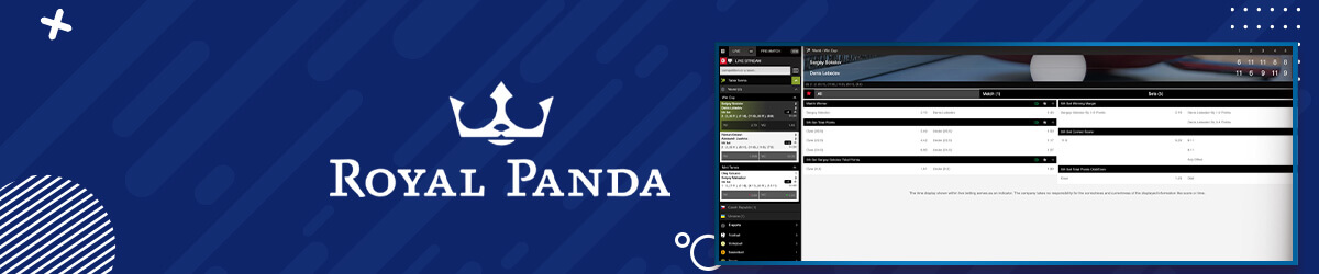 Royal Panda oddsside
