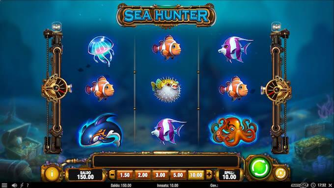 Sea Hunter hovedspill