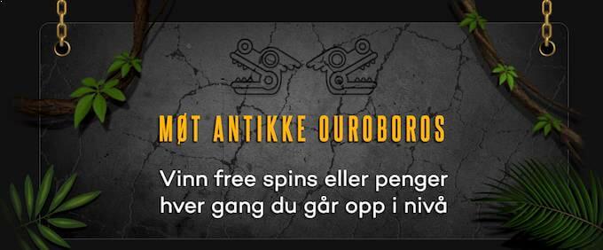 Shadowbet med det antikke spillet Ouroboros