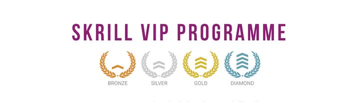 Skrill VIP