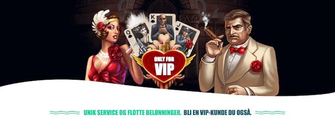 Spinia VIP-program