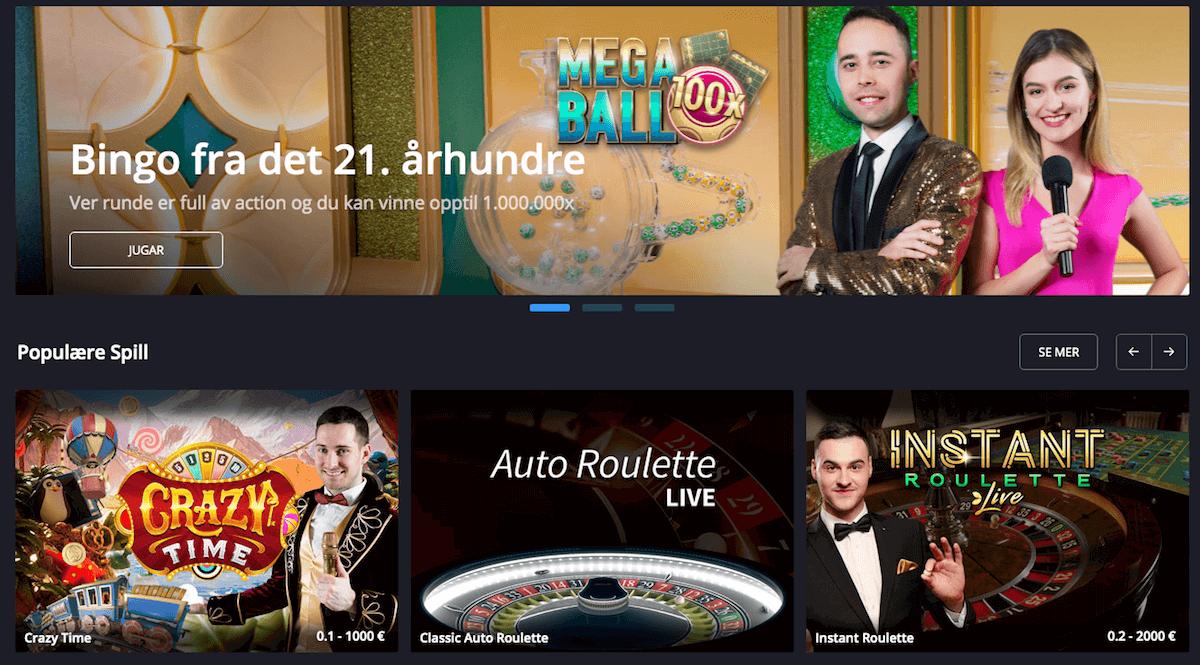 Twin - Live Casino