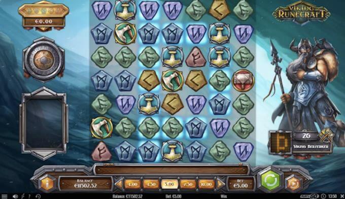 Viking Runecraft spillvisning
