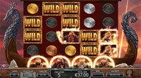 Spilleautomaten Vikings Go Berzerk skjermbildet