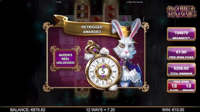 White Rabbit Queen's Reel