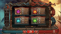 Spilleautomaten Double Dragons gevinsttabell